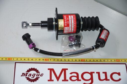 Клапан глушения двигателя С6121_59AL214