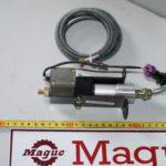 Клапан глушения двигателя WD615 612600180142 612600180144 612600180145