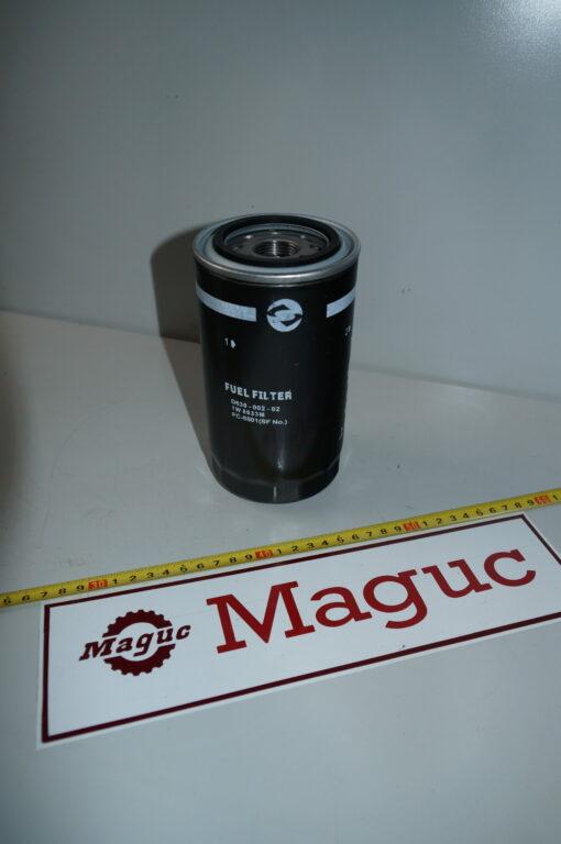 Фильтр топливный D638-002-02+B_1W863314_FC-5501_CX0814ГО_BF970