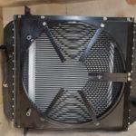 Радиатор охлождения двигателя XCMG LW300F_XGSX01-07