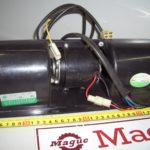 Электродвигатель отопителя XG93156С0061KT-16 24V