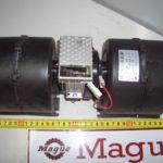 Электродвигатель отопителя XGMA 932 c резистр.ZHF27301 24V