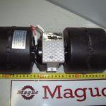 Электродвигатель отопителя XGMA 932 c резистр.ZHF27301 24V_1